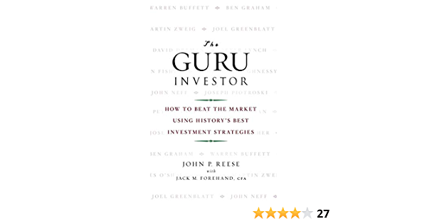 investment gurus and their strategies for visual learners