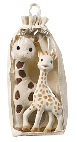 Vulli Sophie la Giraffe Plush Gift Set by Vulli