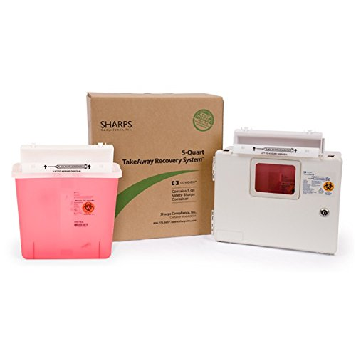 5-QUART TAKEAWAY RECOVERY SYSTEM- INTRO KIT - SHARPS-80501-Intro by Sharps