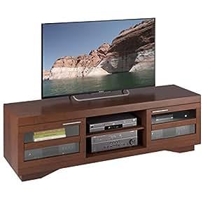 Amazon Com Sonax Granville 66 Inch Warm Cinnamon Wood