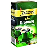 Jacobs Kronung Coffee 250 g (Pack of 3 )