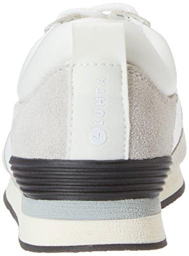 ICEPEAK Jatta, Zapatillas de Deporte Exterior para Mujer Blanco (Optic White)