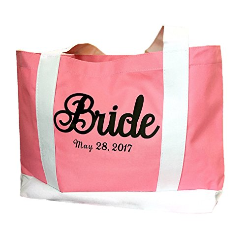 Bride Bags Personalized - 9