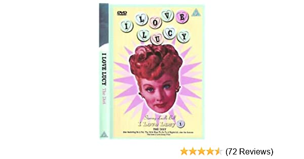 Amazoncom I Love Lucy Pilot Episode The Girls Want To Go To A