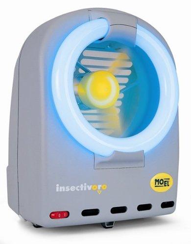 Fan-Insektenvernichter 368G - Ventilator Insektenfalle 55 Watt