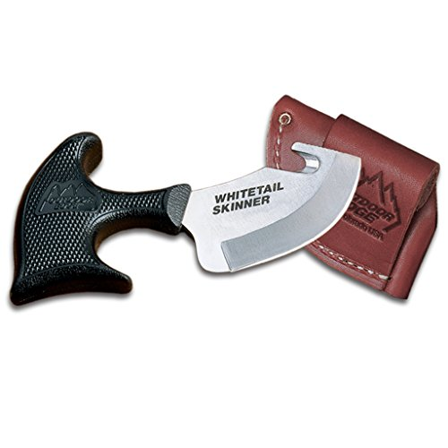 Outdoor Edge WT-10 Whitetail Skinner T-Handle Allows Use Of