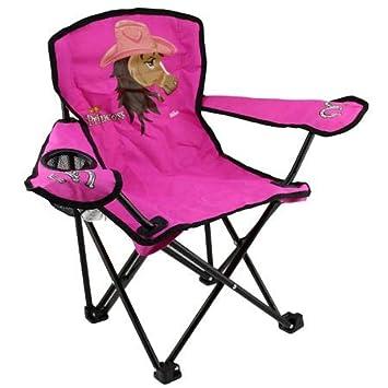 Amazon.com: Silla de camping portátil plegable para niños de ...