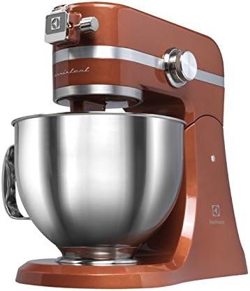 Electrolux EKM4900 1000W 4.8L Bronce - Robot de cocina (4,8 L, Bronce, 1 m, Acero inoxidable, Metal, 1000 W): Amazon.es: Hogar
