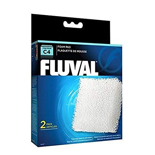Fluval C4 Foam Pad  Pack of 2