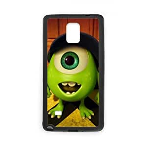 Monsters University Samsung Galaxy Note 4 Cell Phone Case Black Phone cover Q3259468