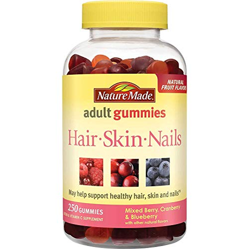 Nature Made Hair, Skin & Nails, 250 Gummies