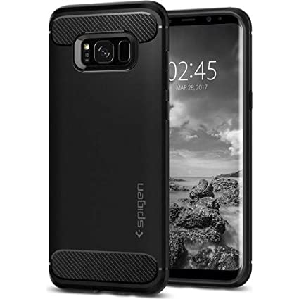 spigen rugged armor galaxy s8 plus case with resilient shock