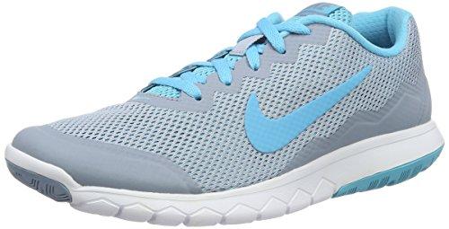 Bl Bl Bl Bl gmm white Femme gmm Chaussures Chaussures Chaussures Grey 4 Flex Comp Tition Running Experience Rn De Bleu Nike blue qfwW6aCW