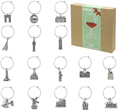 Travel Themed Tasting Decoration Supplies product image