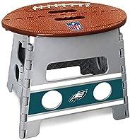 NFL Philadelphia Eagles Folding Step Stool