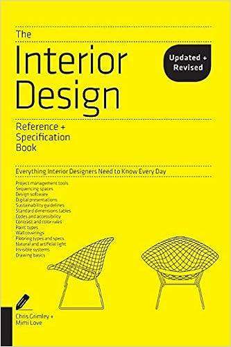 Amazon Com The Interior Design Reference Specification Book