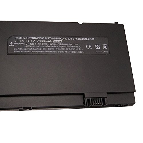 Exxact Parts Solutions Exxact Parts Solutions®3-cells 11.1V 2600mAh New Replacement laptop Battery for HP Mini 1000 Mini 1000 Mi Edition Mini 1000 Mobile Broadband Mini 1000 Vivienne Tam Edition Mini 1000 XP Edition price tips cheap