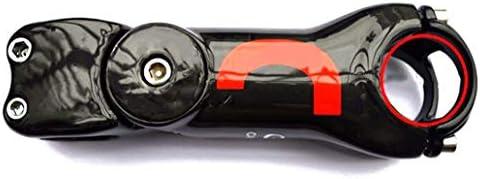 自転車クランプステム ハンドルバーライザーアクセサリーコンポーネントマウンテンカーボンファイバースーパーライトロード角度 45°
