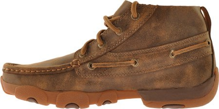 X MDM0007 Leather Men's W Boots Twisted 10 Bomber US dqwRvdxH