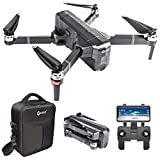 Drone Repair Parts - Contixo F24 Pro RC Quadcopter Drone 4K HD| Gesture, Waypoint, 5GHz WiFi Gimbal FPV Live Video GPS Foldable Drone with Camera for Adults 30 Minutes Flying Time Brushless Motors Veterans Day