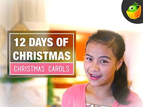 12 Days of Christmas - Christmas Carols (Mary Christmas Day)