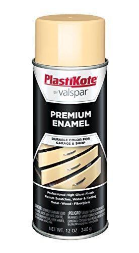 (PlastiKote T-27 General Purpose Antique White Premium Enamel - 12 Oz.)