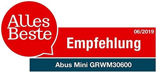 41eeQ8ckGLS ABUS Mini-Rauchmelder GRWM30600 5er Set - geeignet für Wohnräume, Kellerräume, Wohnmobile - 10 Jahres Batterie - 85 dB…