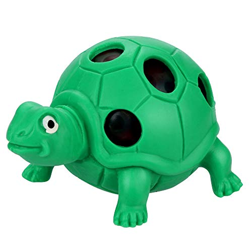 (Myoumobi Squishes Toy Lovely Turtle Bubble Ball Soft Slow Rising Sweet Scented Vent Charms Stress Relief Tortoise Toys PU Toy Gifts/Collections/Decorative Props (Green))