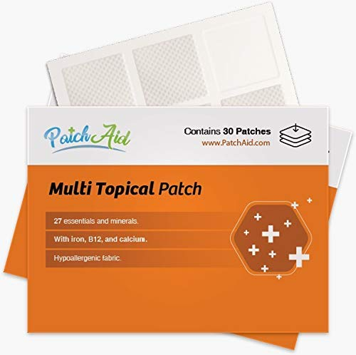 Multi Plus Topical Patch by PatchAid (1-Month ()