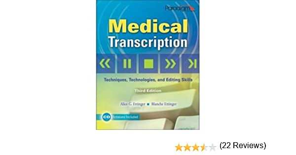 book of style for medical transcription 3rd edition pdf