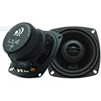 Massive Audio LX 4 4 2-Way LX Series Coaxial Car Audio Speakers