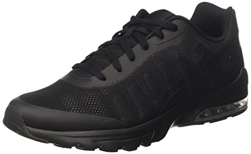 Adulte Anthracite Mixte Chaussures Black Air NIKE Noir Running de Invigor Max 001 qff0HA