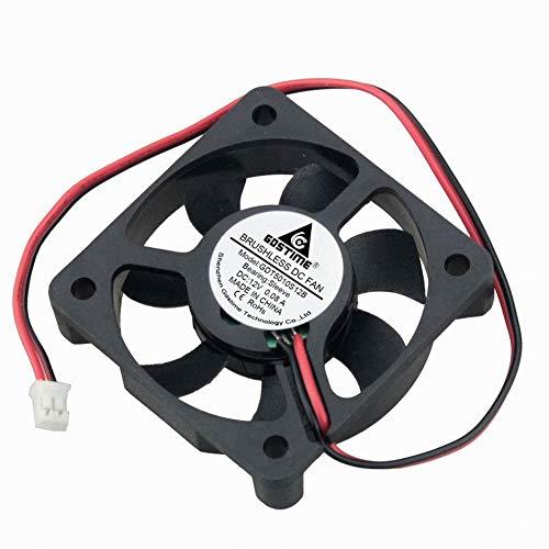 Gdstime 50x50x10mm 50mm 12v Dc Brushless Cooling Fan 2 inch