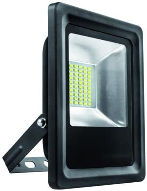 Plano M281471 - Proyector led matel Plata 20w luz fría: Amazon.es ...