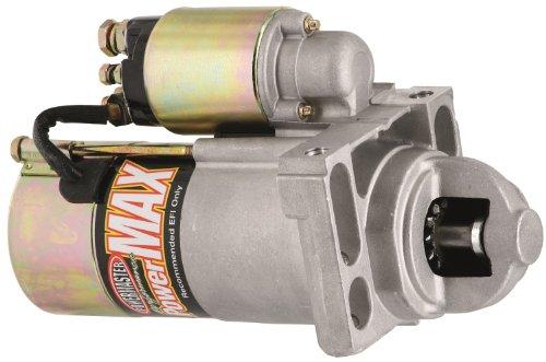 Powermaster Performance 9201 Powermax Starter (Chevy, Pont Lsx Eng Gmc LS Truck 4.8L,5.3L,6.0L,6.2L 168T Flyw 11:1 ()
