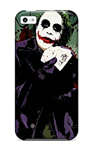 Hot High-quality Durability Case For Iphone 5c(the Joker)