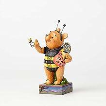 Jim Shore Disney Traditions by Enesco Pooh As Honey Bee 4057950