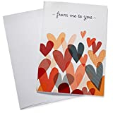 Amazon.ca $50 Gift Card in a Greeting Card (From Me To You Design)