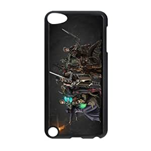 Generic Clear Phone Case For Boy With Elder Scrolls Skyrim Game For Apple Ipod Touch 5 Choose Design 1