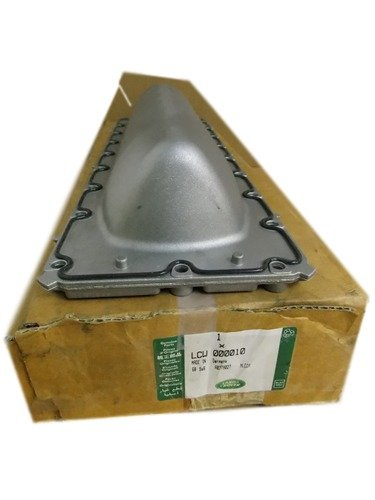 Genuine LAND ROVER VALLEY PAN W/GASKET RANGE ROVER 4.4 M62 2003 TO 2005 NEW LCW000010 by Land Rover