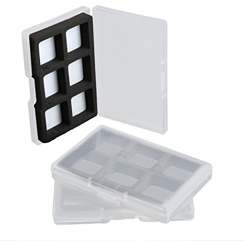 MagiDeal Plastic Fishing Magnetic Compartments