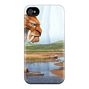 For Apple Iphone 5/5S Case Cover (ice Age Cartoons)