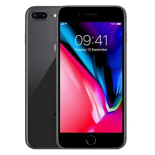 Apple iPhone 8 Plus Fully Unlocked 256GB Space Gray Smartphone (Renewed)