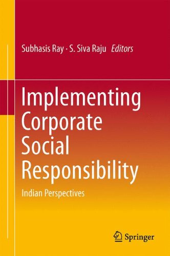 bgs ch 6 implementing corporate social responsibility Corporate social responsibility (csr) refers to strategies corporations or firms conduct their business in a way that is ethical, society friendly and beneficial to community in terms of development.