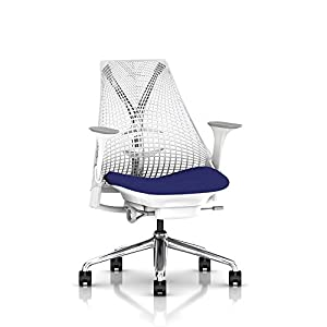 Herman Miller Sayl Task Chair Tilt Limiter Adj Lumbar Support