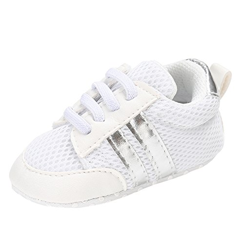 Pictures of Annnowl Baby Sneakers Infants Soft Sole Crib Annnowl74112 1