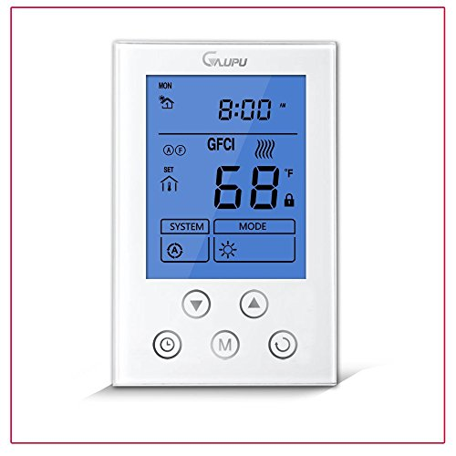 Top 10 Best Programmable Thermostat Underfloor Heating