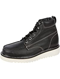 "Men's Moc-Toe 6"" Work Boot"