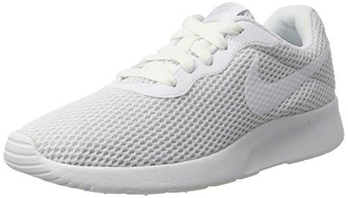 Calzado De Running Nike Para Mujer Tanjun Blanco / Blanco / Puro Platino
