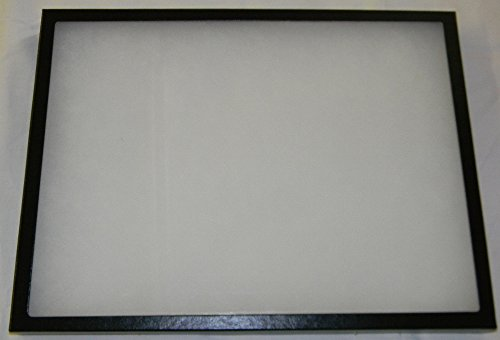 - NEW Size Display Frame 165BK - Extra Depth for Larger Collectibles